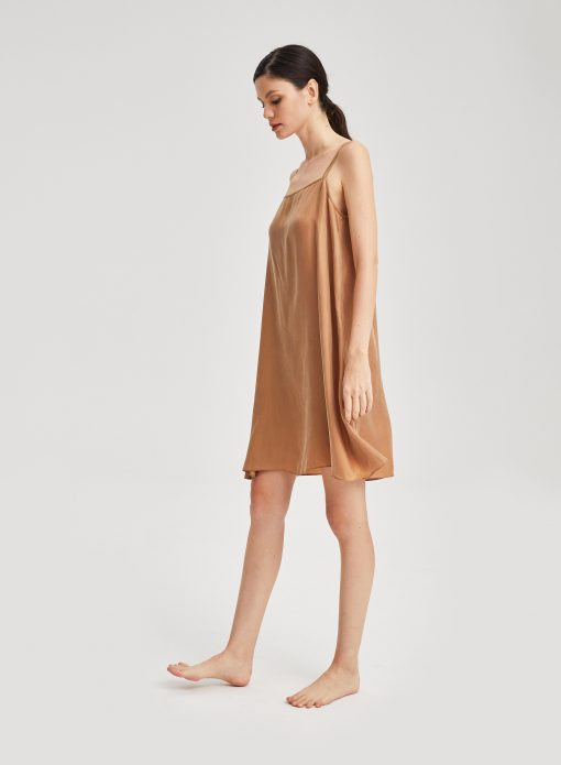 Casual Mini A-line Slip Dress