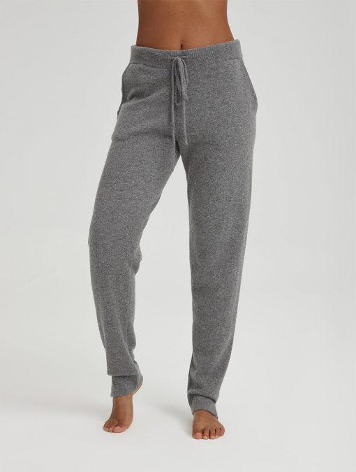 Cashmere Drawstring Waist Sweatpants