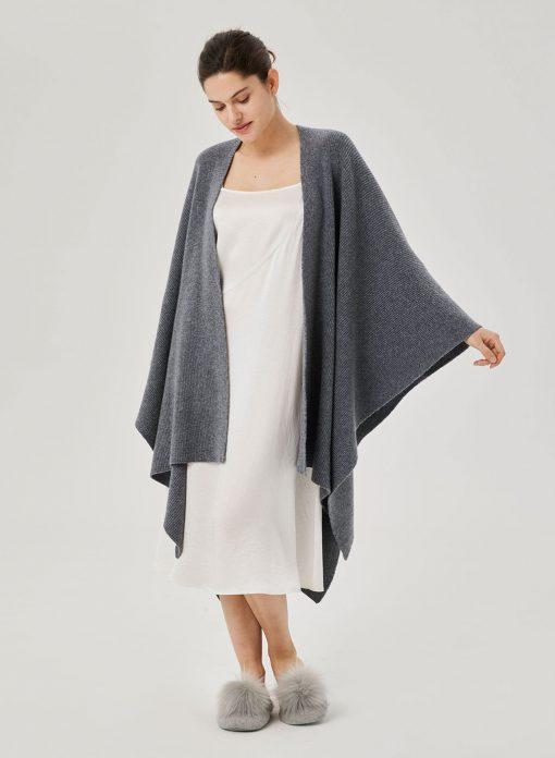 Wool Shawl Wrap