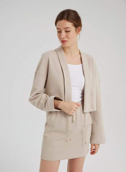 Kimono Style Crop Top