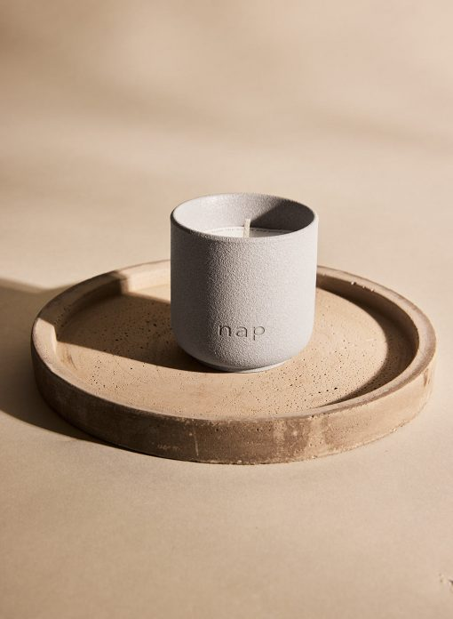 Wood Sage & Sea Salt Scented Candle