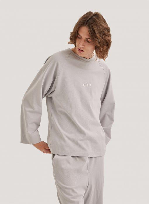 Long Sleeved Crewneck Sweatshirt