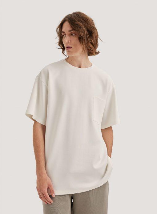 Crewneck Drop Shoulders T-shirt