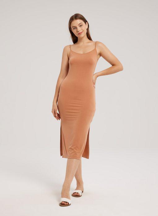 Cami Slit Dress
