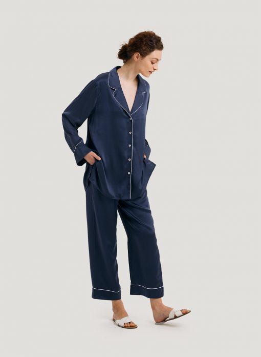100% Silk Pajamas Sets