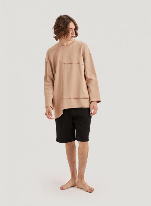 Oblique Sweatshirt