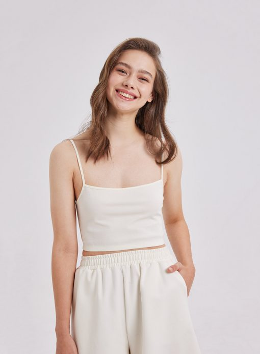 Breathable Knit Cami