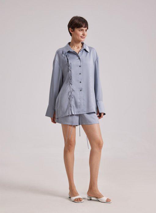 Satin Night Pajama Set